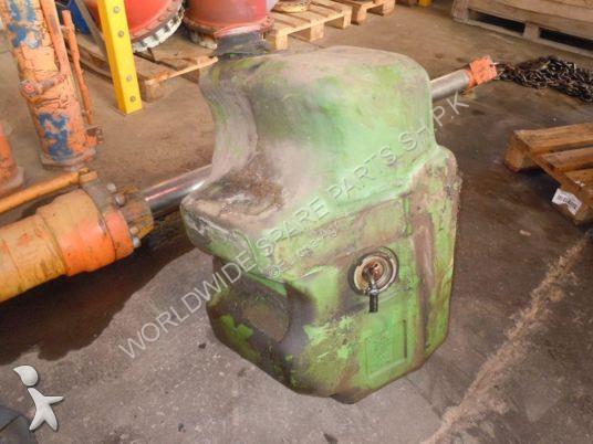John Deere Réservoir de carburant pour tracteur 3350 Ersatzteile