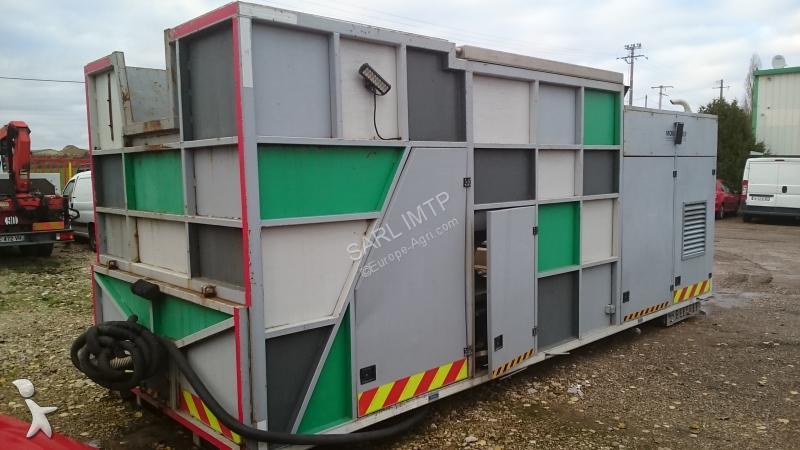 N/a CONTENEUR MOBILE AVEC NETTOYEUR HAUTE PRESSION spare parts