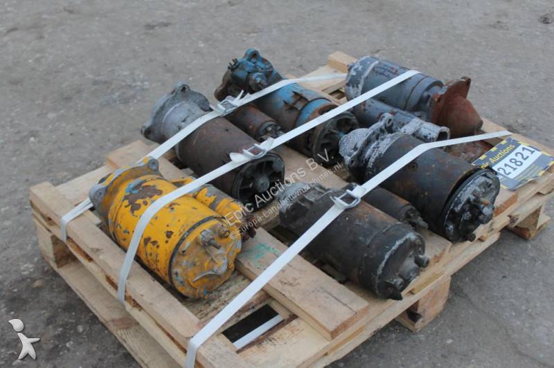N/a Startmotor 8 stuks spare parts