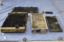 losse onderdelen John Deere Radiateur de refroidissement CHLODNICA WODY pour moissonneuse batteuse 1550 1450 WTS