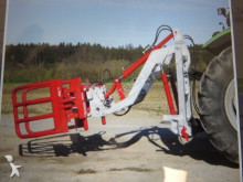 Fliegl front and back loader
