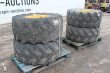 auctions Tyres used Michelin n/a 18 R19.5 XF Banden Met Velgen - Ad n°3102357 - Picture 1