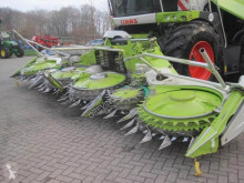Claas Silage pieces