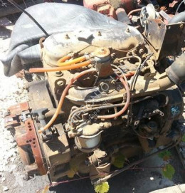Fiat Motor 3cil