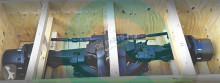 Massey Ferguson Pont Dana pour tracteur 6497 6499