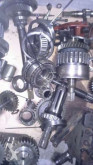 pièces détachées Case Autre pièce de rechange de transmission silnik, części skrzyni biegów pour tracteur IH mx 110,120,135,140 170