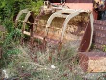 Peças material florestal usado
