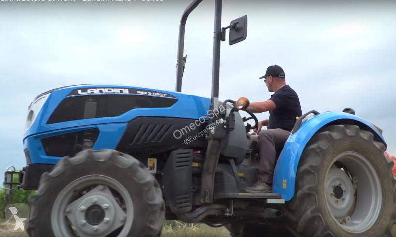 Vedeţi fotografiile Tractor agricol Landini REX3