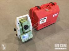 Agriculture de précision (GPS, informatique embarquée) Leica