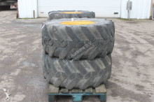 auctions Tyres used Michelin n/a 18 R19.5 XF Banden Met Velgen - Ad n°3102357 - Picture 4