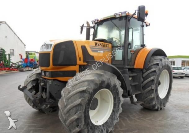 tracteur agricole renault atles 935 rz occasion