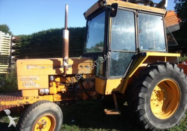 tracteur agricole renault 652 occasion