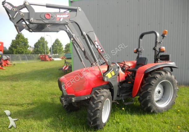 tracteur agricole same tiger 60 occasion