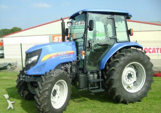 tracteur agricole occasion iseki nc tja 8100 annonce n 1475583. Black Bedroom Furniture Sets. Home Design Ideas
