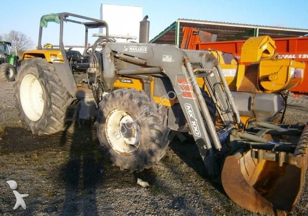 tracteur agricole renault ceres 95 occasion