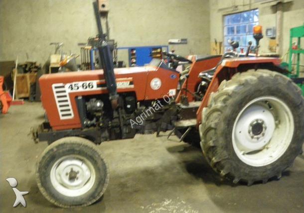 tracteur agricole fiat occasion n 1523998. Black Bedroom Furniture Sets. Home Design Ideas