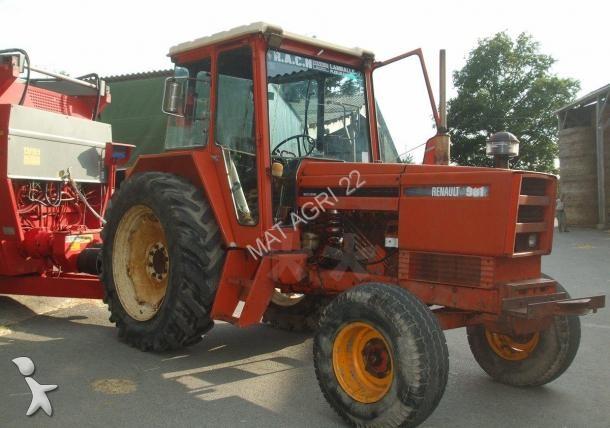 tracteur agricole renault 981 occasion n 1529149. Black Bedroom Furniture Sets. Home Design Ideas