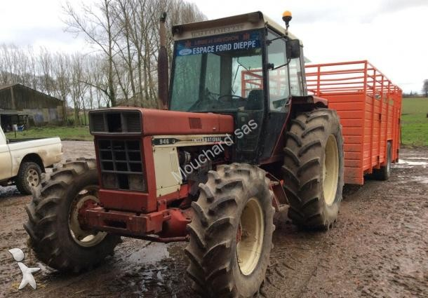 Tracteur agricole case ih 946 occasion n 1531268 for Case agricole