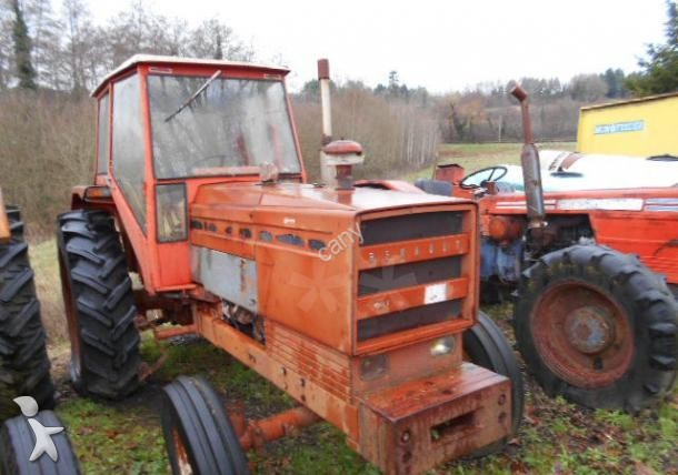 tracteur agricole renault 96 occasion