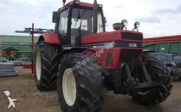 Tracteur agricole case ih 1255 xl occasion n 1576926 for Case agricole