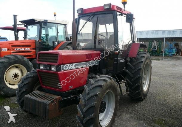 Tracteur agricole case ih 845 xl occasion n 1578269 for Case agricole