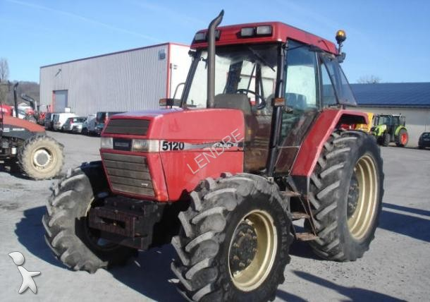 Tracteur agricole case ih 5120 ps occasion n 1578447 for Case agricole