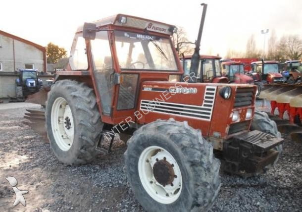 tracteur agricole fiat occasion n 1582233. Black Bedroom Furniture Sets. Home Design Ideas