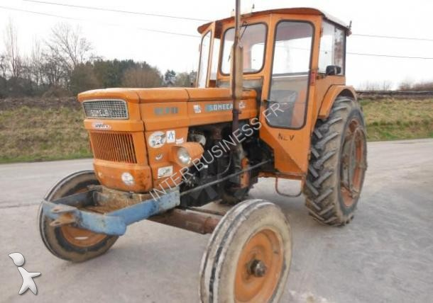tracteur agricole someca 670 occasion