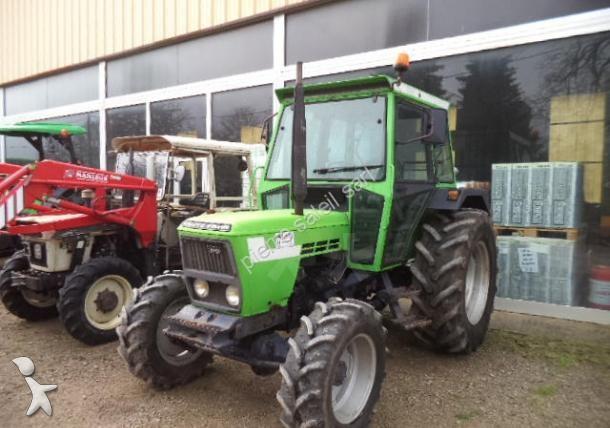 tracteur agricole deutz-fahr d 6507 c occasion