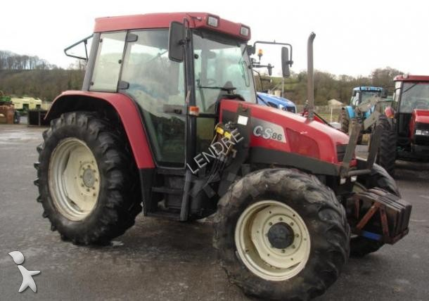 Tracteur agricole case ih cs 86 occasion n 1609503 for Case agricole