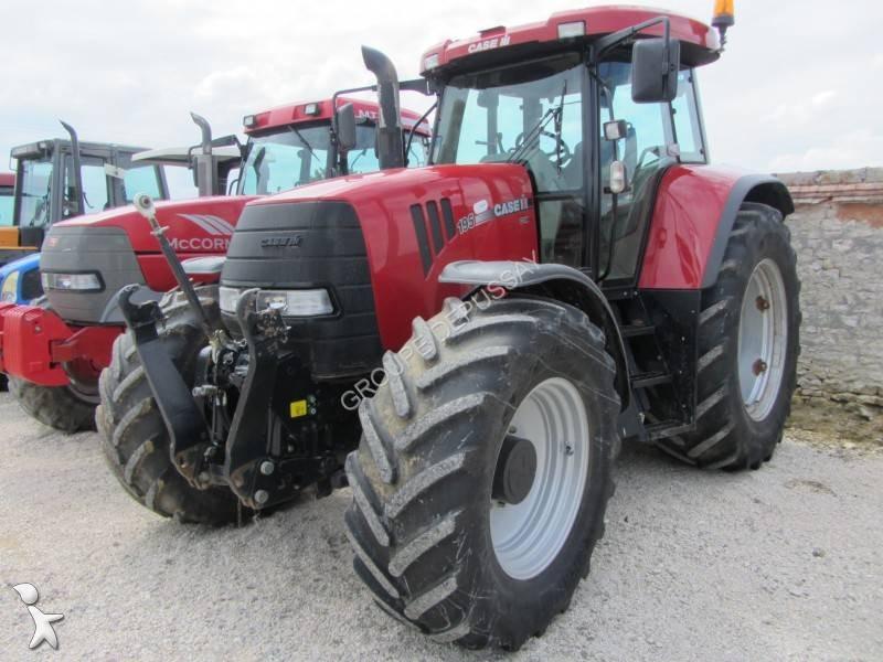Tracteur agricole case cvx 195 occasion n 1758932 for Case agricole
