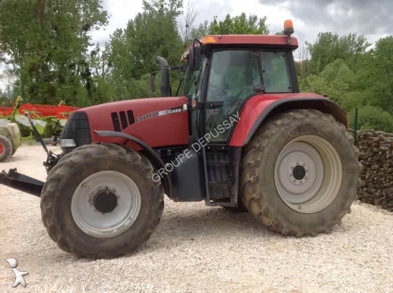 Tracteur agricole case cvx 1170 occasion n 1759092 for Case agricole
