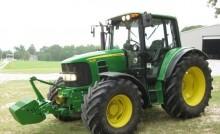 John Deere 6430 Premium farm tractor