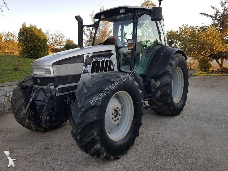 tracteur agricole lamborghini champion 150 occasion