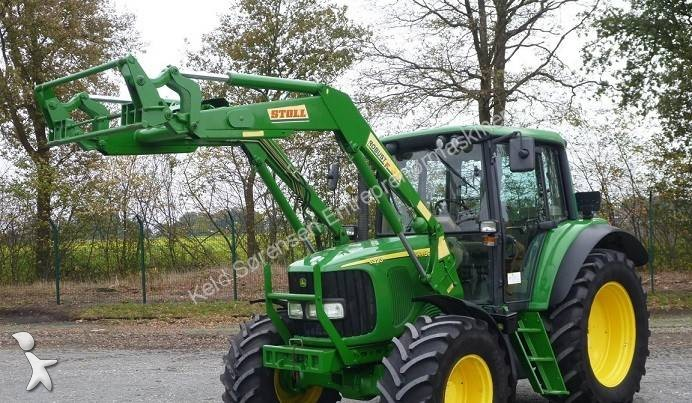 tracteur agricole occasion john deere 6rc 6320 4wd annonce n 1794106. Black Bedroom Furniture Sets. Home Design Ideas