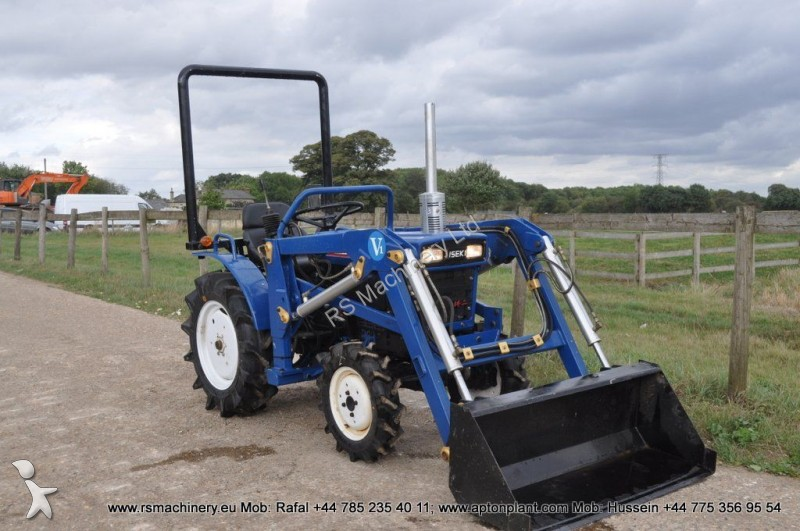 tracteur agricole iseki tx1510f occasion n 1871527. Black Bedroom Furniture Sets. Home Design Ideas