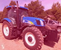 New Holland 8670 farm tractor