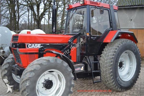 Tracteur agricole case 1255 xla occasion n 1903722 for Case agricole