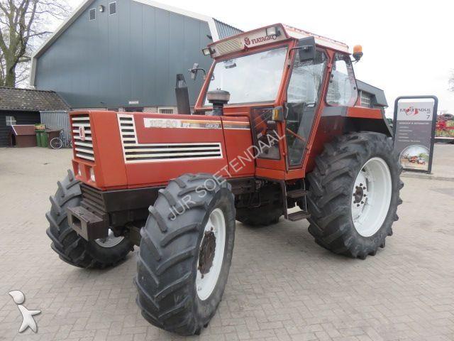tracteur agricole fiat 115 90 occasion n 2004857. Black Bedroom Furniture Sets. Home Design Ideas