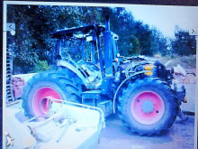tracteur agricole Claas Arion 550