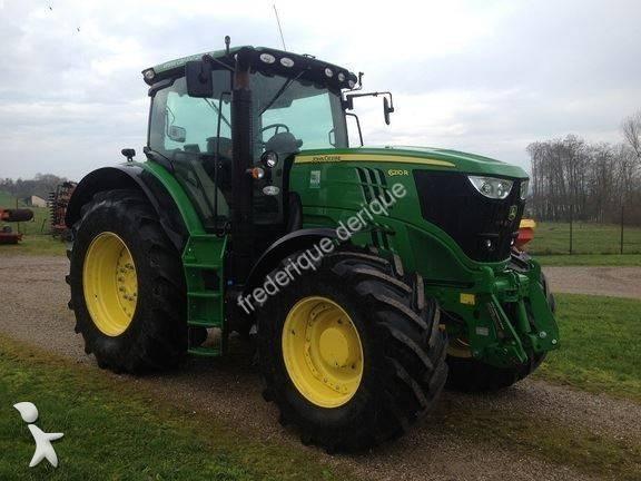 Tracteur agricole john deere 6mc tracteur john deere 6210r occasion n 2088841 - Siege de tracteur agricole ...