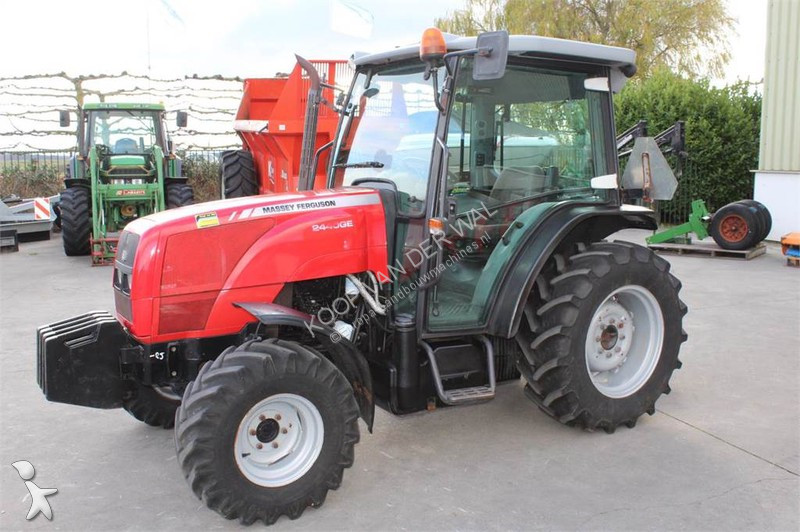 tracteur agricole massey ferguson 2440ge occasion
