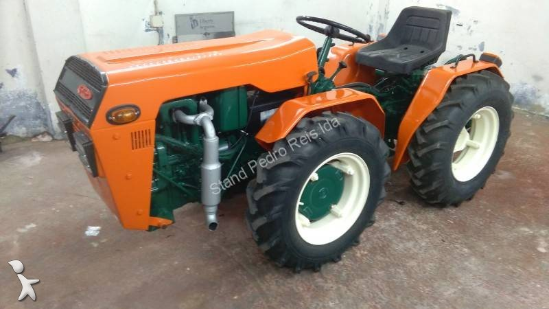 Goldoni Tractor Parts : Used goldoni farm tractor n°