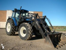 tractor agricol New Holland TM 155