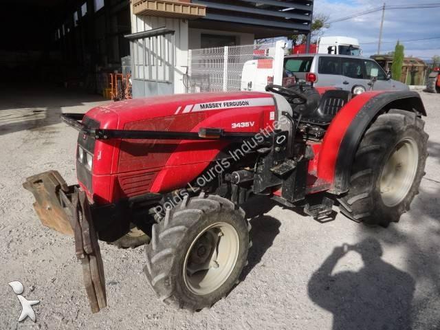 tracteur agricole massey ferguson occasion 4 roues motrices france rh ne alpes 1 annonces sur. Black Bedroom Furniture Sets. Home Design Ideas