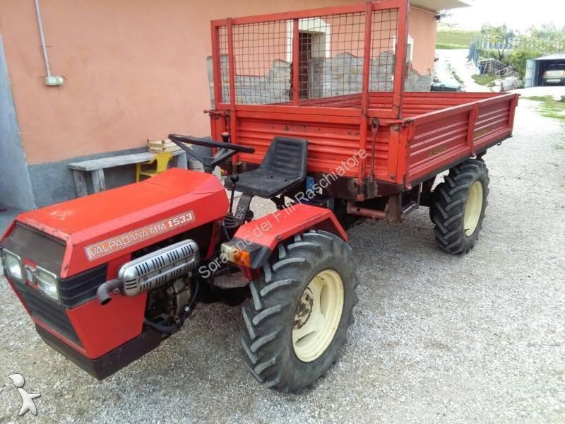 tracteur agricole valpadana 1533 occasion