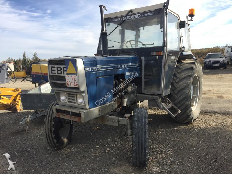 Ebro  farm tractor
