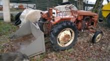 tracteur agricole Renault N73
