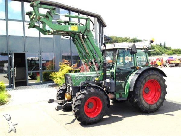 View images Fendt 280 S farm tractor
