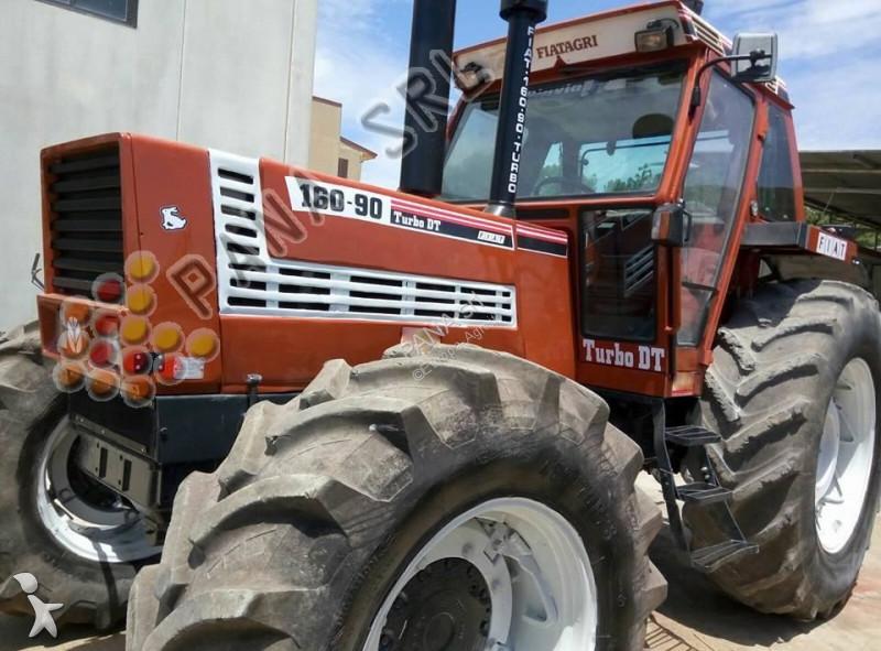 tracteur agricole fiat 160 90 occasion n 2530299. Black Bedroom Furniture Sets. Home Design Ideas